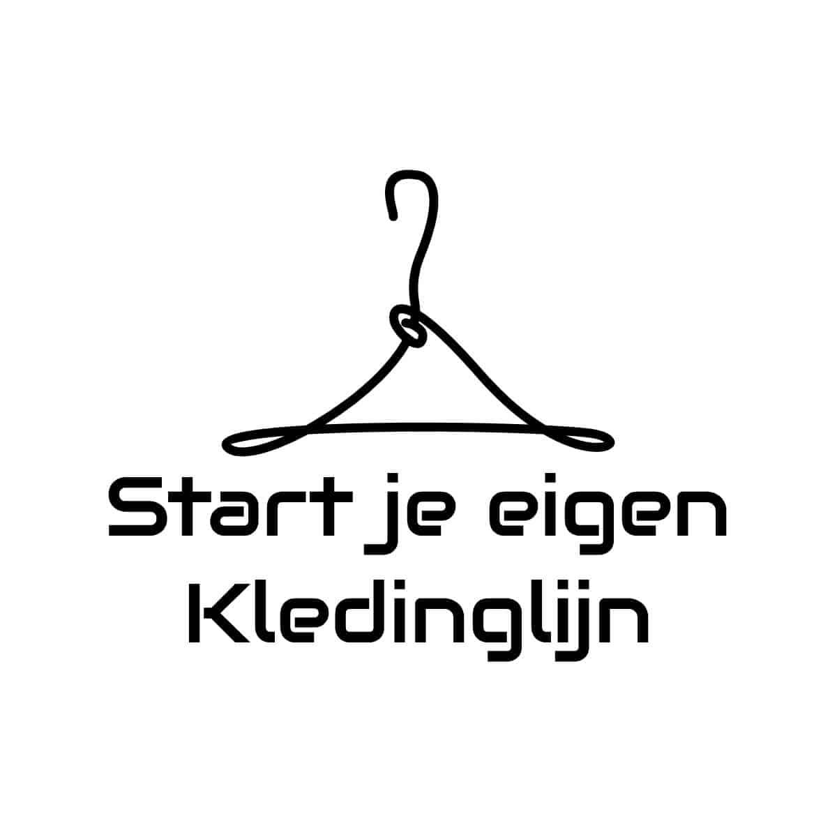 Start je eigen Kledinglijn