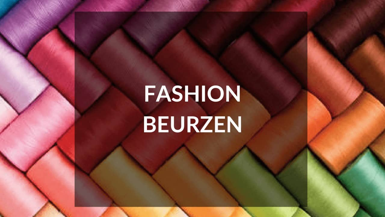 Start je eigen kledinglijn - Tip 15 - Fashion beurzen